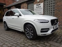 USED 2016 16 VOLVO XC90 2.0 D5 MOMENTUM AWD 5d AUTO 222 BHP (Save £1000 / 7 Seater)