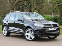 USED 2013 63 VOLKSWAGEN TOUAREG 4.1 V8 R-LINE TDI 5d AUTO 340 BHP £486 PCM With £2499 Deposit