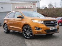 2017 FORD EDGE 2.0 TDCi 180 Sport [Lux Pack] 5dr £21995.00