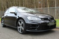 USED 2014 64 VOLKSWAGEN GOLF 2.0 R 3d 298 BHP A TRUE 3DR HOT HATCH WITH LOW MILES & FULL SERVICE HISTORY!!!
