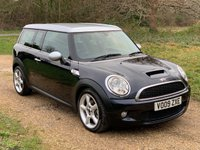 USED 2009 09 MINI CLUBMAN 1.6 COOPER S 5d 172 BHP F/S/H, Full Leather, Climate