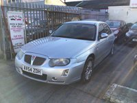 USED 2004 54 ROVER 75 2.0 CONNOISSEUR SE CDTI 4d AUTO 129 BHP Part exchange to clear, diesel, automatic, full mot,