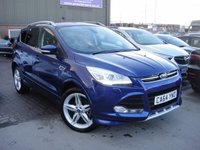 USED 2014 64 FORD KUGA 2.0 TITANIUM X TDCI 5d 160 BHP ANY PART EXCHANGE WELCOME, COUNTRY WIDE DELIVERY ARRANGED, HUGE SPEC