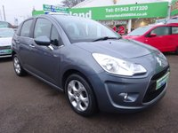 USED 2010 60 CITROEN C3 1.6 EXCLUSIVE 5d AUTO 118 BHP £0 DEPOSIT FINANCE DEAL AVAILABLE....TEST DRIVE TODAY CALL 01543 877320