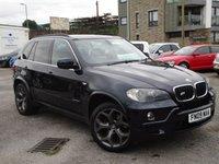 USED 2009 09 BMW X5 3.0 XDRIVE30D M SPORT 5d AUTO 232 BHP