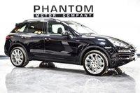 USED 2013 B PORSCHE CAYENNE 4.1 D V8 S TIPTRONIC S 5d 382 BHP