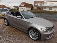 2008 BMW 1 SERIES 2.0 120I SE 2d 168 BHP