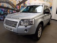 USED 2009 59 LAND ROVER FREELANDER 2.2 TD4 E GS 5d 159 BHP