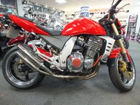 2005 KAWASAKI Z1000 953cc ZR 1000 A2H  £2995.00