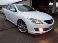 2009 MAZDA 6 2.2 D SL 4d 185 BHP £2500.00