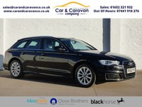 USED 2015 65 AUDI A6 2.0 AVANT TDI ULTRA SE 5d 188 BHP One Owner All AUDI History NAV Buy Now, Pay Later Finance!