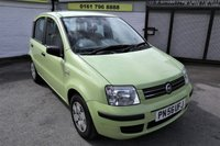 USED 2006 56 FIAT PANDA 1.2 DYNAMIC 5d 59 BHP * FULL HISTORY - LOW TAX GROUP *