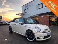 2010 MINI CONVERTIBLE 1.6 COOPER D 2d 112 BHP £4875.00