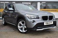 2012 BMW X1 2.0 XDRIVE18D SE 5d 141 BHP £9299.00