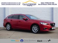 2015 MAZDA 6 2.2 D SE-L NAV 5d 148 BHP £7700.00