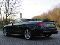 USED 2011 61 AUDI A5 3.0 S5 TFSI QUATTRO 2d 329 BHP