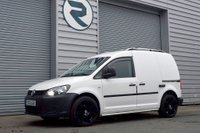 USED 2013 13 VOLKSWAGEN CADDY 1.6 C20 TDI TRENDLINE 'HIGH SPEC'