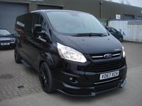 USED 2018 67 FORD TOURNEO CUSTOM 2.0 310 TITANIUM TDCI 5d AUTO 168 BHP ANY PART EXCHANGE WELCOME, COUNTRY WIDE DELIVERY ARRANGED, HUGE SPEC