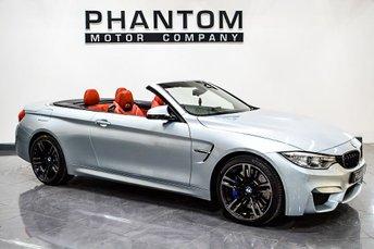 2016 BMW M4 3.0 M4 2d 426 BHP £38490.00