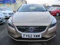 USED 2012 62 VOLVO V40 1.6 D2 SE NAV 5d 113 BHP SATELLITE NAVIGATION - REVERSING CAMERA