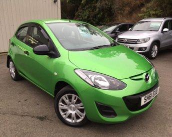2011 MAZDA 2 1.3 TS 5d 74 BHP £4495.00