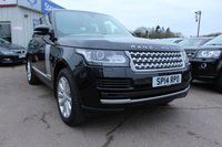 USED 2014 14 LAND ROVER RANGE ROVER 4.4 SDV8 VOGUE 5d AUTO 339 BHP