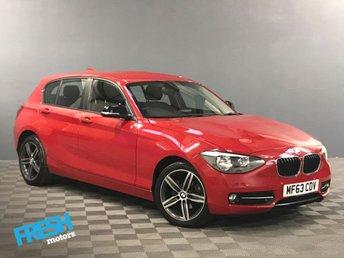 2013 BMW 1 SERIES 1.6 114D SPORT  £9000.00