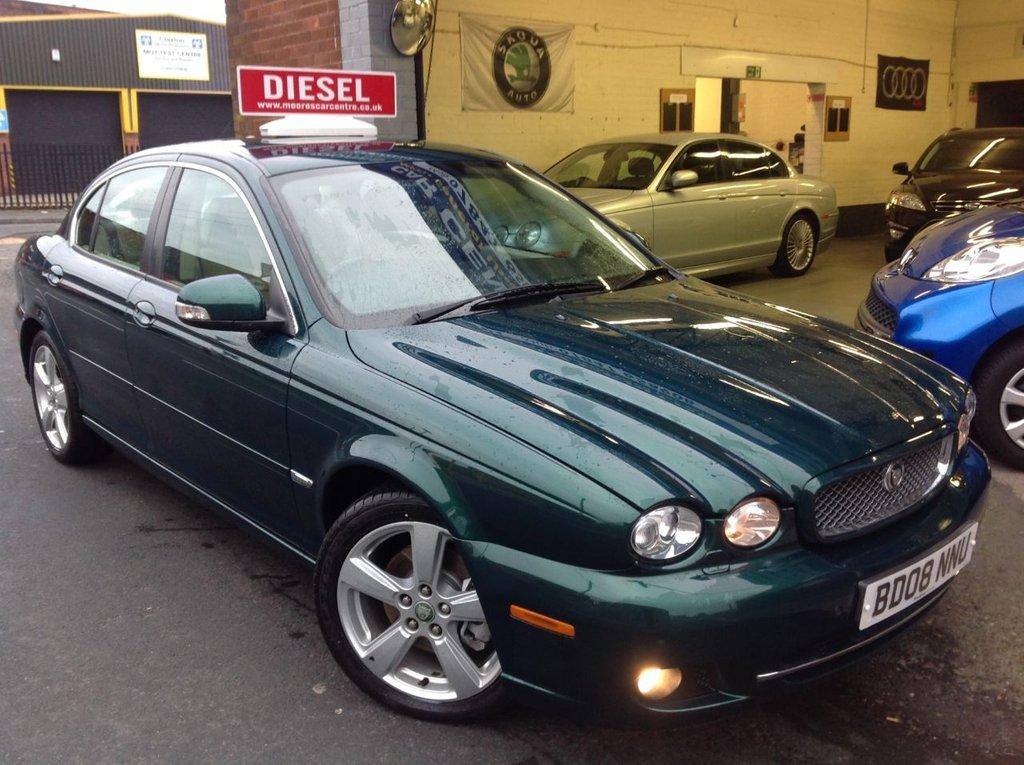 jaguar x type diesel fuel consumption
