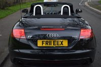USED 2011 11 AUDI TT 2.0 TFSI SPORT 2d CONVERTIBLE 211 BHP FULL DEALER HISTORY, LEATHER ALCANTARA, HEATED SPORT SEATS, 6 SPEED MANUAL, ELECTRIC SOFT TOP
