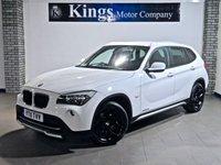 2011 BMW X1 2.0 XDRIVE20D SE 5dr £8990.00