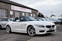 2010 BMW Z4 3.0 Z4 SDRIVE30I M SPORT ROADSTER 2d 254 BHP £12475.00