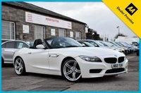 USED 2010 60 BMW Z4 3.0 Z4 SDRIVE30I M SPORT ROADSTER 2d 254 BHP