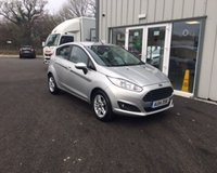 USED 2014 14 FORD FIESTA 1.25 ZETEC THIS VEHICLE IS AT SITE 1 - TO VIEW CALL US ON 01903 892224