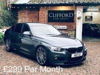 2013 BMW 3 SERIES 2.0 320D M SPORT 4d 181 BHP £13495.00