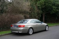 USED 2007 07 BMW 3 SERIES 3.0 335I SE 2d AUTO 302 BHP
