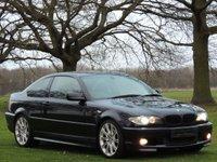 2005 BMW 3 SERIES 3.0 330CD M SPORT 2d 202 BHP £2995.00