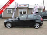 USED 2006 06 BMW 1 SERIES 1.6 116I SPORT 5DR HATCHBACK 114 BHP