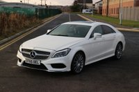 USED 2016 65 MERCEDES-BENZ CLS CLASS 3.0 CLS350 D AMG LINE PREMIUM 4d AUTO 255 BHP *ALL CREDIT HISTORIES WELCOME*