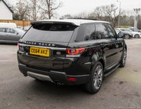 USED 2014 LAND ROVER RANGE ROVER SPORT 3.0 SDV6 HSE 5d AUTO 288 BHP