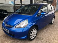 USED 2007 57 HONDA JAZZ 1.3 DSI SE 5d 82 BHP 12 month MOT and  Service included,