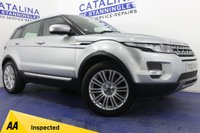 USED 2013 63 LAND ROVER RANGE ROVER EVOQUE  2.2 SD4 PRESTIGE 5DR AUTOMATIC SAT NAV-BTOOTH-AUTO-ALLOYS