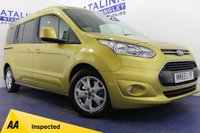 USED 2015 65 FORD GRAND TOURNEO CONNECT 1.5 TITANIUM TDCI 5DR 3 STAMPS-B/TOOTH-AUX-USB
