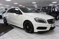2014 MERCEDES-BENZ A CLASS 2.1 A200 CDI AMG SPORT AUTO 136 BHP £13350.00