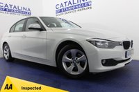 USED 2014 64 BMW 3 SERIES 2.0 320D EFFICIENTDYNAMICS 4DR EXCELLENT FULL BMW SERVICE HISTORY - I DRIVE - BLUETOOTH - MASSIVE MPG