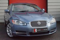 USED 2009 P JAGUAR XF 2.7 PREMIUM LUXURY V6 4d 204 BHP