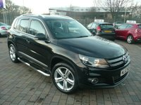 2012 VOLKSWAGEN TIGUAN 2.0 SE TDI BLUEMOTION TECHNOLOGY 5d 138 BHP £SOLD