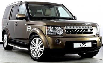 2012 LAND ROVER DISCOVERY 4 3.0 SD V6 XS 4X4 5dr Auto [8] £22995.00
