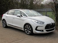 USED 2013 13 CITROEN DS5 2.0 HDI DSTYLE 5d AUTO 161 BHP FSH + Amazing Spec