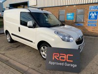 USED 2015 15 VAUXHALL COMBO 1.3 2000 L1H1 CDTI SPORTIVE 1d 90 BHP SPORTIVE SPEC, LOW MILES GREAT RUNABOUT