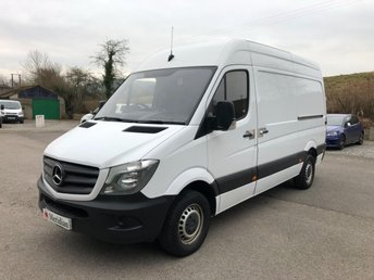 2016 MERCEDES-BENZ SPRINTER 313 CDI MWB VAN 130PS  £SOLD
